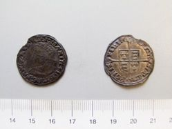 Silver Groat of Mary I