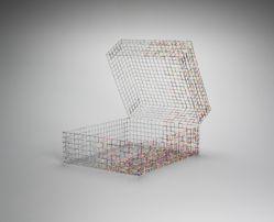 Chicken Wire Box #4