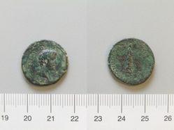 Uncertain denomination of Augustus from Aegae
