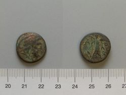 Coin from Clarentza