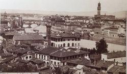 Panorama da S. Miniato (Firenze)