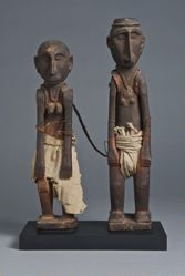 Pair of Ancestor Figures (Itara)