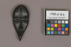 Miniature Mask (Maa Go)