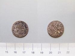 Four sous coin of Louis XIV