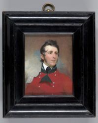 Lieutenant John Trumbull Ray (born ca.1792)