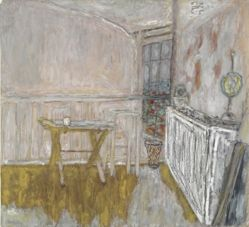 Interior with Table and Sideboard
