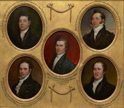 John Caldwell Calhoun (1782-1850), B. A. 1804, LL.D. 1822