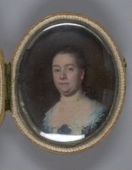 Mrs. Andrew Oliver (Mary Sanford)  (1713 - 1773)