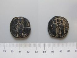 Follis (40 Nummi) of Constantine X from Constantinople