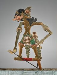 Puppet (Wayang Klitik) of Bratasena