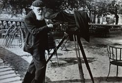 Old Photographer, Luxembourg