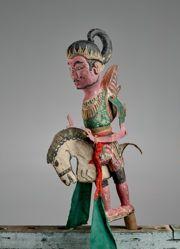 Puppet (Wayang Klitik) of Jaranan