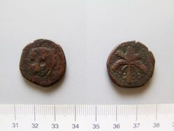 Follaro of King William II from Messana