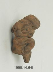 Figurine fragment
