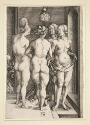 Four Naked Women