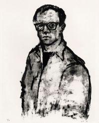 Self-Portrait, Three Quarters View