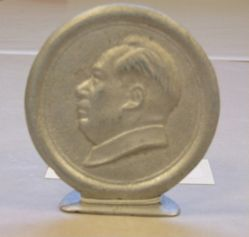 Chairman Mao Plaque