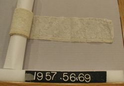 Length of fine Valenciennes lace