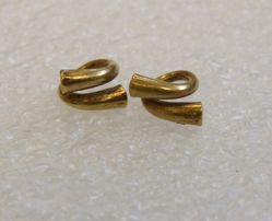 Pair of Looped Ear Ornaments