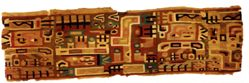 Fragment from the Shoulder of a Tunic