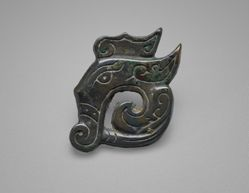 Ornament in the Shape of Dragon