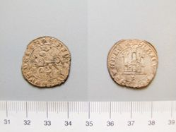 Blanco of Henry IV from Burgos