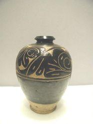 Cizhou Ware Vase