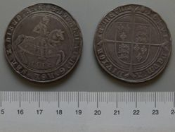 1 Crown of Edward VI, King of England from London