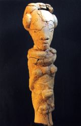 Female Figure, Nok