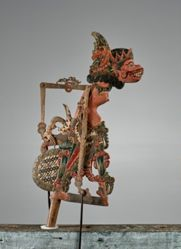 Puppet (Wayang Klitik) of Menakjingga