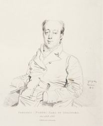 Portrait of Frederick North, 5th Earl of Guildford