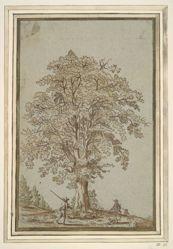 Trees and Three Hunters