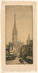 La Fleche, a Rouen