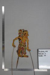 Shadow Puppet (Wayang Kulit) of Genarwa