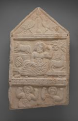 Votive Stele to Saturn