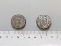 Billon Tetradrachm of Philip I from Antioch