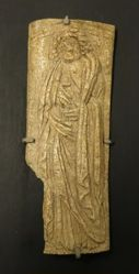 Figure of a saint (?)