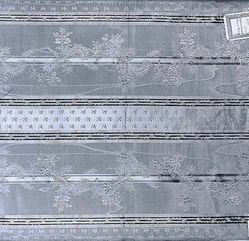 Reproduction of Louis XV fancy compound satin