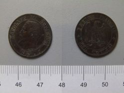2 Centimes from Strasbourg