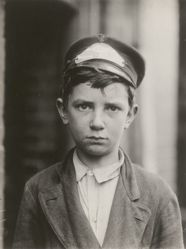 Messenger Boy (Portrait of Richard Pierce)