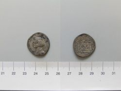 Drachm of Orodes II, King of Parthia from Parthia