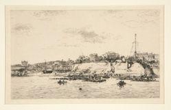 Port de la Plataine a Royan