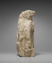 Gypsum Statuette (Nebo?)