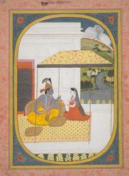 Illustration to the Rasika Priya