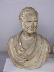 Bust of an Unidentified Man