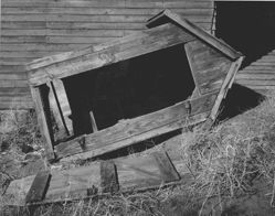 Outhouse, Tipped