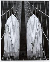 Brooklyn Bridge Arches, NYC