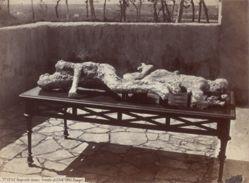 Impronte Umane, Pompei [Human Casts, Pompeii]