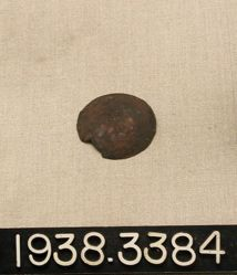 Conical Bronze Disc