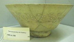 Bowl of Seljuk White Ware